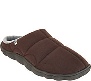 CLOUDSTEPPERS by Clarks Mens Jersey Slippers- Step Rest Clog - A346533