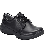 Nurse Mates Leather Lace Up Shoes - Corby - A363833