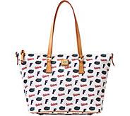 Dooney & Bourke NCAA University of Florida Zip Top Shopper - A283234