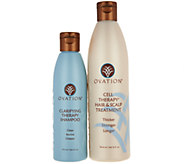 Ovation Cell Therapy & Clarifying Shampoo Duo - A299434