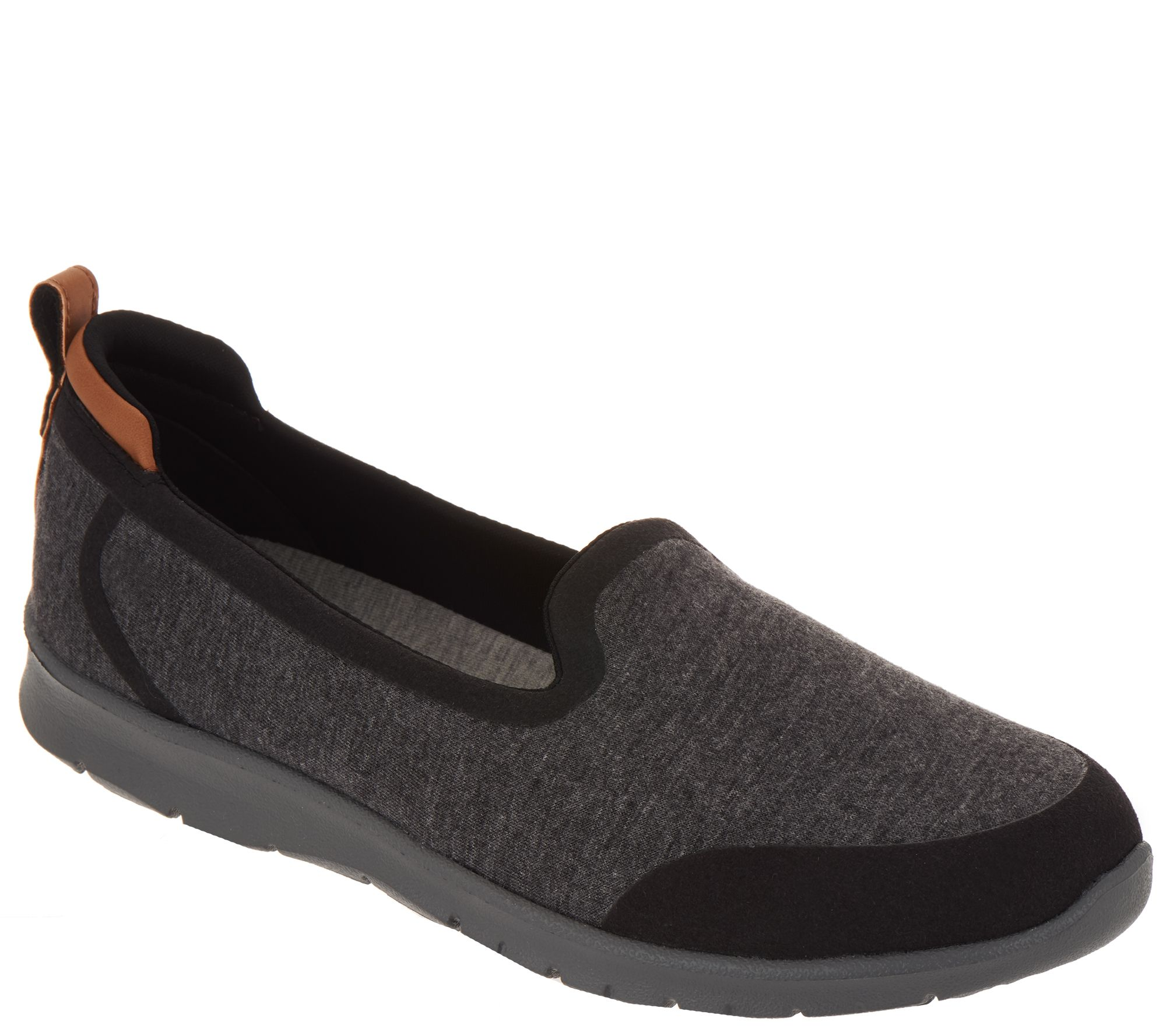 f41c55bd5f7 CLOUDSTEPPERS by Clarks Slip-On Shoes - Step Allena Lo - Page 1 — QVC.com