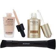 Algenist Anti-Aging MicroAlgae Oil & Foundation with Brush - A307734