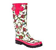 Sakroots Artist Circle Peace Rain Boots - A316934