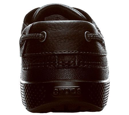 6a4a3aa1369b1b Crocs Men s Islander Sport Shoes — QVC.com