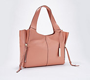 Vince Camuto Leather and Suede Tote - Cory - A352334