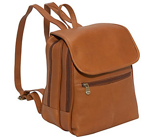 Le Donne Leather Everything Womans Backpack/Purse (A413234) photo
