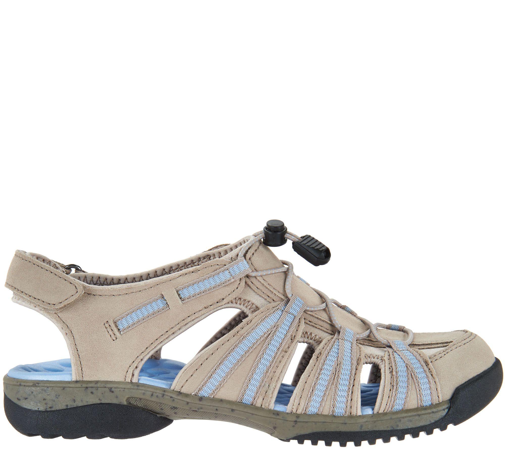 96a5792b13d3 Clarks Adjustable Fisherman Sandals - Tuvia Madee - Page 1 — QVC.com