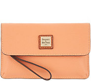 Dooney & Bourke Pebble Leather Wristlet - Milly - A308735