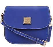 Dooney & Bourke Vachetta Leather Saddle Crossbody - A342135