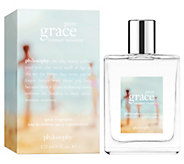 philosophy pure grace summer moments spray fragrance 4-fl oz - A449335