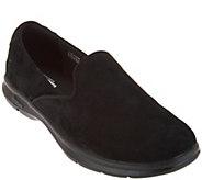 Skechers Go Step Suede Slip-on Sneakers - Cheery - A281236
