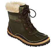 Merrell Waterproof Leather Boots - Tremblant Mid Polar Lace - A294636