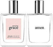 philosophy amazing grace for me & amen for him fragrance duo - A294836