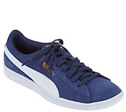 Puma Suede Lace Up Sneakers - Vikky Classic - A302136
