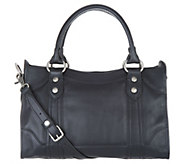 Frye Leather Melissa Satchel Handbag - A304236
