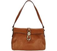 As Is Dooney & Bourke Florentine Hobo Handbag-Libby - A306236
