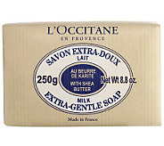 LOccitane Shea Butter Extra Gentle Milk Soap - A314736