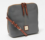 Dooney & Bourke Pebble Leather Large Crossbody - Trixie - A346036