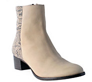 Nomad Leather Boots - Jackie - A361436