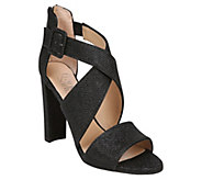 Franco Sarto Strappy Dress Sandals - Hazelle 2 - A414136