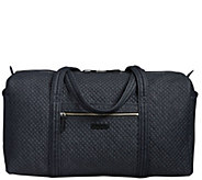Vera Bradley Denim Iconic Large Travel Duffel - A415136