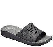 Crocs LiteRide Unisex Slide Sandals - A419536