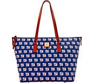 Dooney & Bourke NFL Giants Shopper - A285837