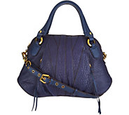 orYANY Lamb Leather Satchel Handbag -Trina - A295137