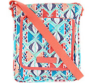 Vera Bradley Iconic Signature RFID Mini Hipster Bag - A304137