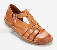 Clarks Collection Fisherman Sandals - Blake Moss - A349337