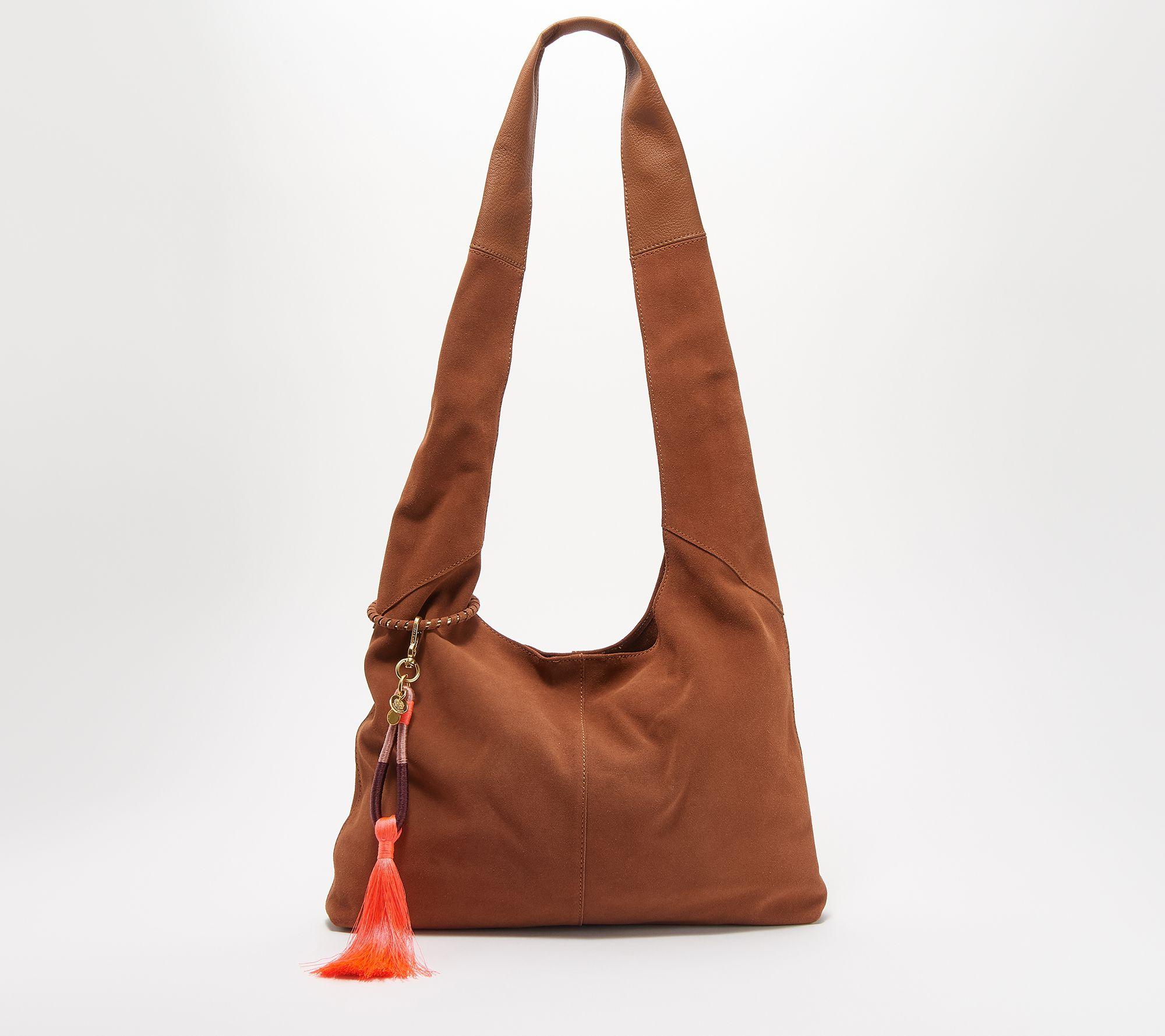 453c09ed9d78 Vince Camuto Leather Shoulder Bag - Zane - Page 1 — QVC.com