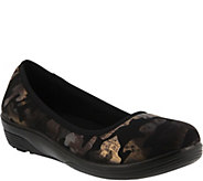 Flexus by Spring Step Canvas Slip-On Shoes - Lakeesha - A364237