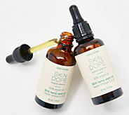 Josie Maran Skin Dope Argan & Hemp Seed Glow Oil Duo - A384537