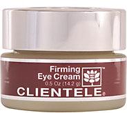 Clientele Firming Eye Cream - A139138