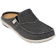 Spenco Mens Orthotic Slip-On Clogs -Siesta Slide - A329038