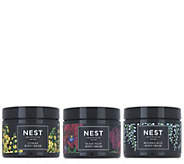 NEST Fragrances 3-Piece Deluxe Body Cream Collection - A345738