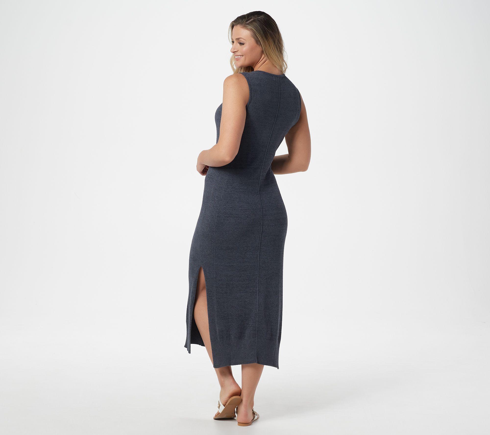 8a014e07e149 Barefoot Dreams Petite Cozychic Ultra Lite Maxi Dress - Page 1 — QVC.com