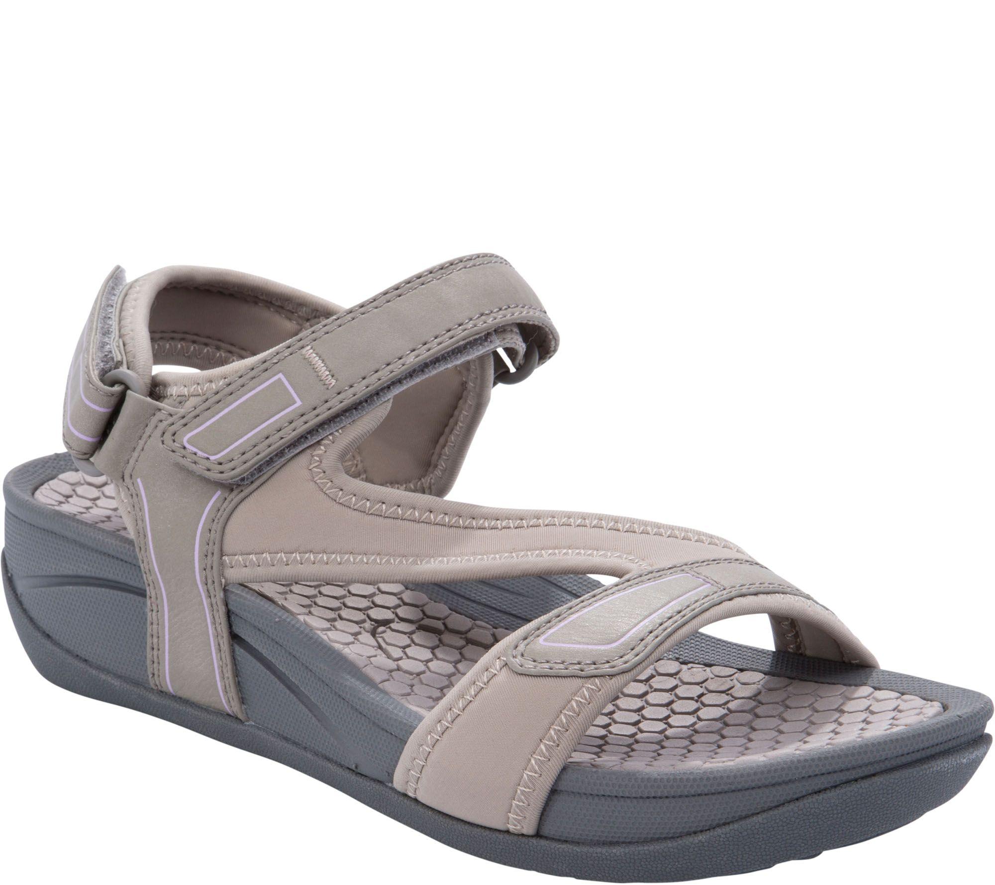 f3af2002667 Baretraps Strappy Sport Sandals - Donatella — QVC.com
