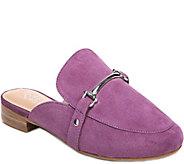 Franco Sarto Leather Mules - Dalton 2 - A361138