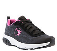 Therafit Fashion Fabric/Suede Athletic Shoes -Paloma - A364738