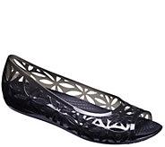 Crocs Sandals - Isabella Jelly II Flat - A413138