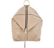 Vince Camuto Leather Backpack - Alder - A304539