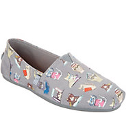 Skechers BOBS Slip-On Shoes - Studious Cats - A346539