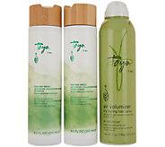 Taya Beauty Copaiba Advanced Volume 3-Piece Hair System - A347039