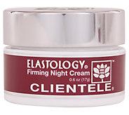 Clientele Elastology Firming Night Cream 0.5 oz - A135340