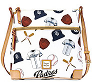 Dooney & Bourke MLB Padres Crossbody - A280040