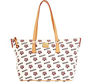 Dooney & Bourke NCAA Texas A&M University Zip Top Shopper - A283240
