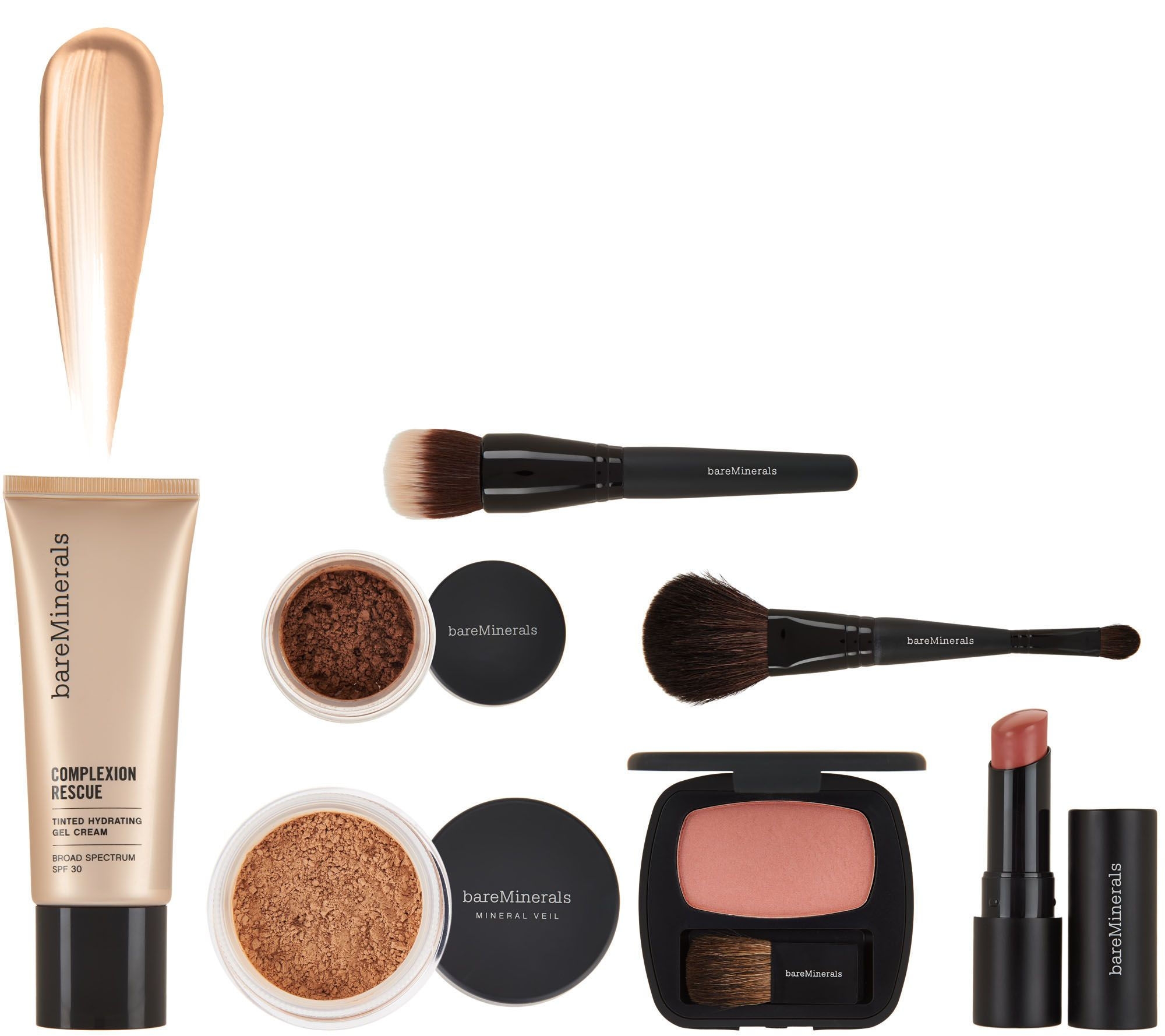 Bareminerals Naturally You 7 Piece Complexion Rescue Kit Page 1