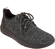 Earth Wool Lace-Up Sneakers - Boomer - A311540