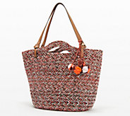 Vince Camuto Braided Rope Tote - Zane - A352340